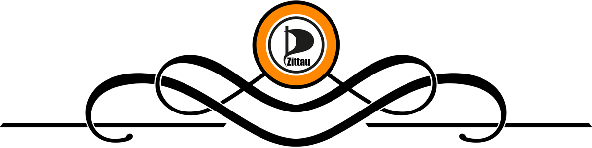 Webseitenheader der Piraten Zittau